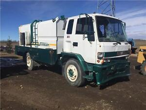 1989 GMC S/A Vac Truck - parting out!!!!