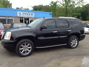 2007 GMC Yukon Denali Fully Certified and Etested!
