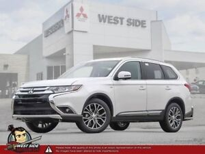 2017 Mitsubishi Outlander GT S-AWC CLEAROUT