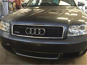2003 Audi A4 1.8T sedan loaded leather and roof (GORGEOUS!!)