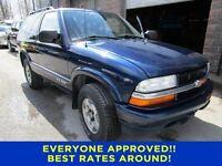 2005 Chevrolet Blazer LS Base