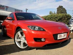 2006 Mazda RX-8 MY06 Velocity Red 4 Speed Semi Auto Coupe Noosaville Noosa Area Preview