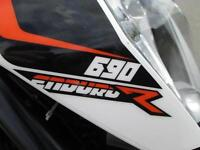 KTM 690 ENDURO R EXC R 2014 ENDURO ROAD REGISTERED @ RPM OFFROAD LTD
