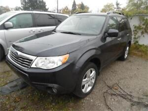 2010 Subaru Forester X Limited205k , AWD 2250.00 As is