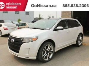 2013 Ford Edge SPORT: NAVIGATION, PANORAIC ROOF, 2 SETS OF RIMS,