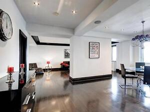Luxury 1665sq.ft renovated condo Westmount/Montreal