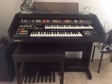 Kawai SR-4 Digital Electronic Organ Bundall Gold Coast City Preview