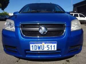 2008 Holden Barina Manual LOW KMS Sedan Wangara Wanneroo Area Preview