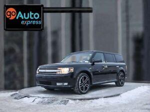 2015 Ford Flex SEL, 202A, SYNC, NAV, PANORAMIC ROOF, POWER LIFGA