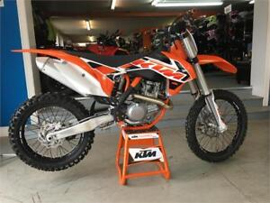 KTM 450 SX-F MINT!!! 10HRS ONLY LEFT OVER TRADE YZF-R1