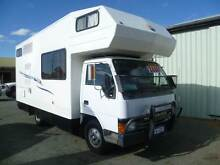 1991 Mitsubishi Canter Mobile caravan Wagin Wagin Area Preview