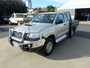2014 Toyota Hilux KUN26R MY14 SR Xtra Cab 5 Speed Manual Utility Burrangong Young Area Preview