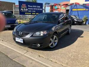 2005 Mazda 3 SP23 Manual Sedan Roadworthy Included Epping Whittlesea Area Preview