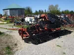 Unverferth 220 Rolling Harrow II Harrow