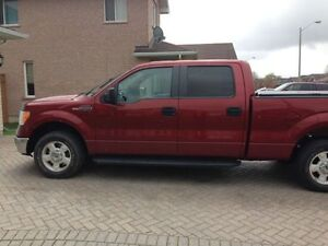 2014 Ford F-150 SuperCrew xlt Pickup Truck 2WD
