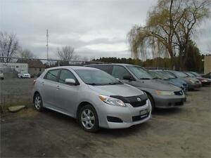 "2010 Toyota Matrix ""XR""-116,000 KM-NEW TIRES-EXTRA CLEAN-""SALE""!"