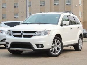 2018 Dodge Journey GT AWD-Navigation-Rearview Camera-Leather