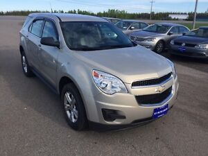 2011 Chevrolet Equinox FWD 4dr LS SPORT BACK-UP CAMERA