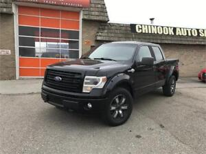 2014 Ford F150 Kings Ranch, 1yr wrnt included