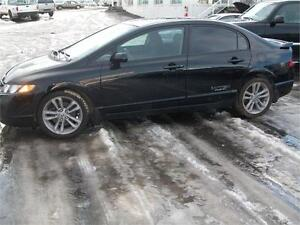 2008 HONDA CIVIC SI ! 5 SPEED MANUAL