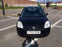 Ford Fiesta 1.25 2005 Style 3 door petrol, ideal first car, cheap tax/ insurance