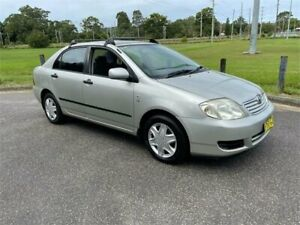2007 Toyota Corolla ZZE122R MY06 Upgrade Ascent Silver 5 Speed Manual Sedan West Gosford Gosford Area Preview