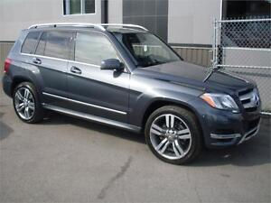 2014 Mercedes-Benz GLK 250 BlueTec 4x4 ULTRA ECONO