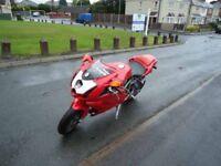 Ducati 999 Bip - Termi - 10850 miles