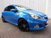 Vauxhall Corsa 1.6T VXR 16v ....Stunning VX Racing, in Arden Blue, Long MOT, Service History, Superb