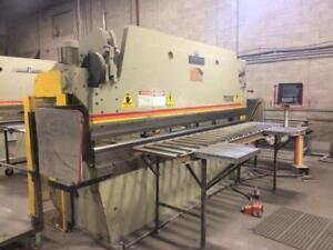 Presse plieuse Accurpress 130 tonnes x 12' Canada Preview