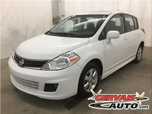 Nissan Versa 1.8 SL Toit Ouvrant A/C MAGS 2012