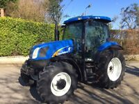 2006 New Holland TSA 100 'PLUS' Dual Command
