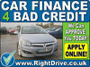 CAR FINANCE 4 BAD CREDIT - Vauxhall/Opel Astra 1.8i VVT SRi (Exterior pk)  Portsmouth