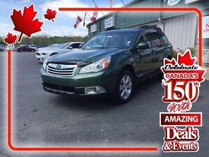 2011 Subaru Outback 3.6 R Limited Package