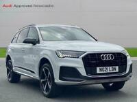 2021 Audi Q7 50 Tdi Quattro Black Edition 5Dr Tiptronic Estate Diesel Automatic