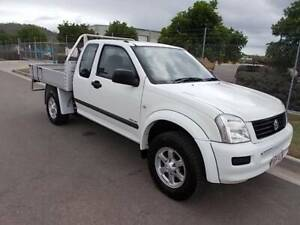 2004 Holden Rodeo Custom 3.8 Litre Auto Ute