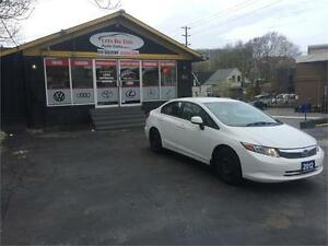 2012 Honda Civic Sdn LX ONE OWNER NO ACCIDENT NAVIGATION CERTIF