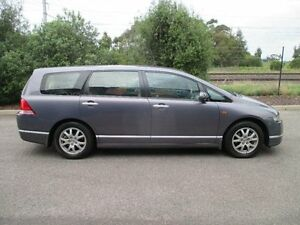 2004 Honda Odyssey 20 Luxury Purple 5 Speed Sequential Auto Wagon Hoppers Crossing Wyndham Area Preview