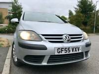 2005 VW Golf Plus 1.9 Tdi , 5 doors , low mikeage 119k