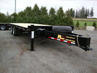 Miska Tandem Dually Equipment Floats