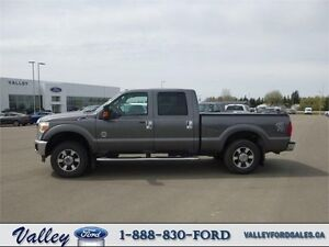 TOW LIKE A PRO...5TH WHEEL READY! 2011 Ford F-250 LARIAT DIESEL