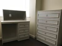 Stag White Bedroom Furniture