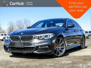 2017 BMW 5 Series 540i xDrive|Navi|Sunroof|Backup Cam|Bluetooth|