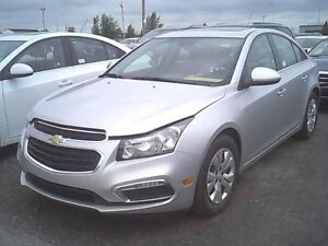 2016 Chevrolet Cruze Limited LT *B.Cam/Roof