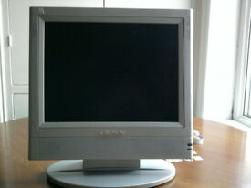 "Crown 15"" CTT1506 PC TV Television"