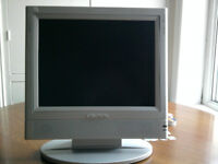 """Crown 15"""" CTT1506 PC TV Television"""