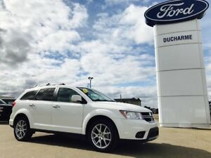 2017 Dodge Journey GT, AWD, Leather, Heated Seats, R/Start