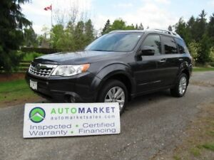 2012 Subaru Forester MOONROOF, AWD, NAVI, BLUETOOTH, INSP, WARR