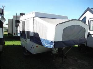 2009 Real Lite 801 8' Tent Trailer - Sleeps 5 - only 1539LBS!! Stratford Kitchener Area image 1