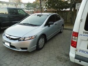 onda Civic DX-A Sedan 2010 with very low KM